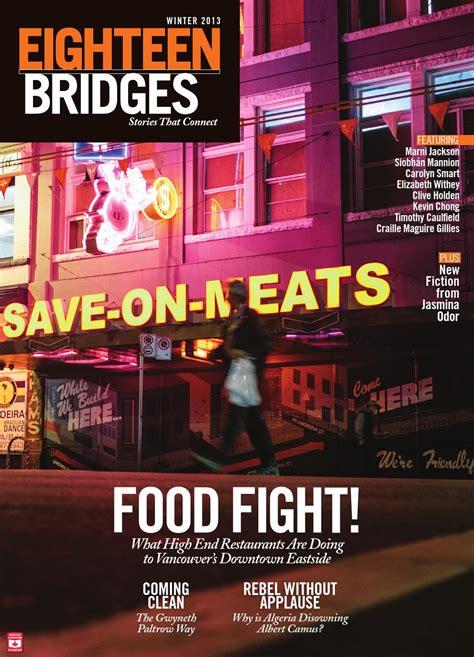 Eighteen Bridges Winter 2013 by Venture Publishing Issuu