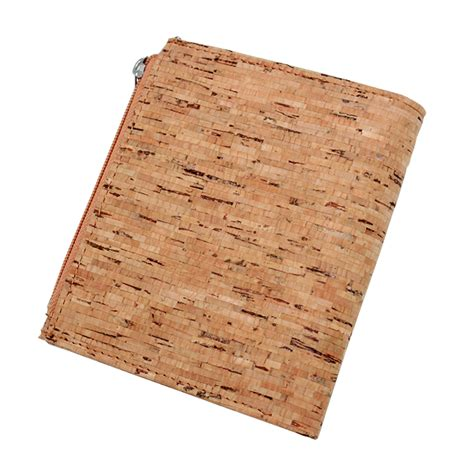 wholesale  eco friendly cork slim design credit id card
