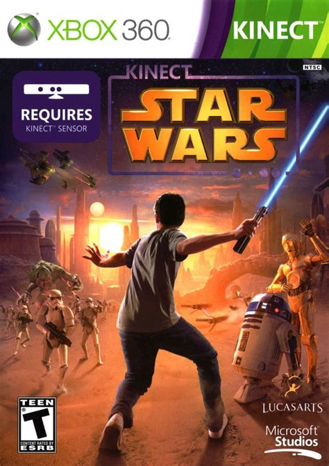 Kinect Star Wars Xbox 360 Review Any Game