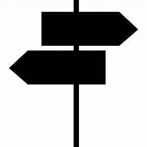 Street signals black arrows shapes, IOS 7 symbol Icons ...