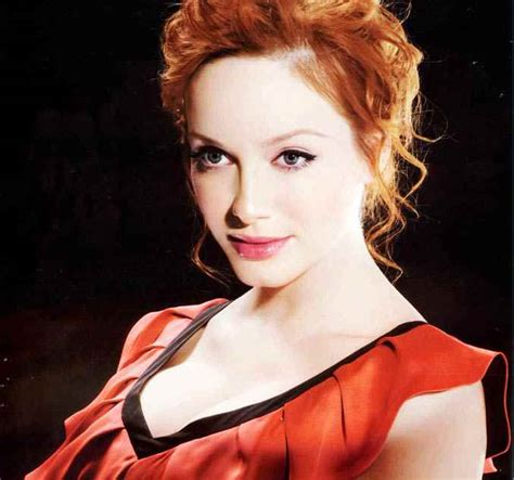 christina hendricks biography   girls idols