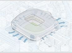 Design Estadio Santiago Bernabéu – StadiumDBcom
