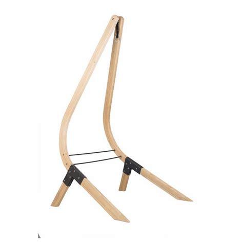 support chaise hamac support en bois pour chaise hamacs vela