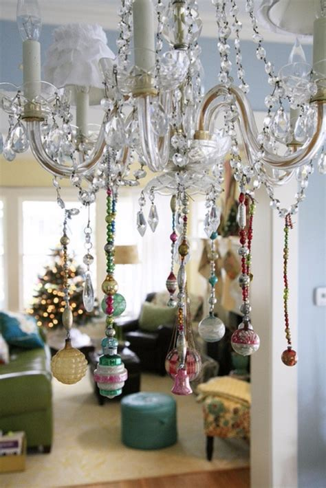 top  christmas chandelier decoration ideas christmas
