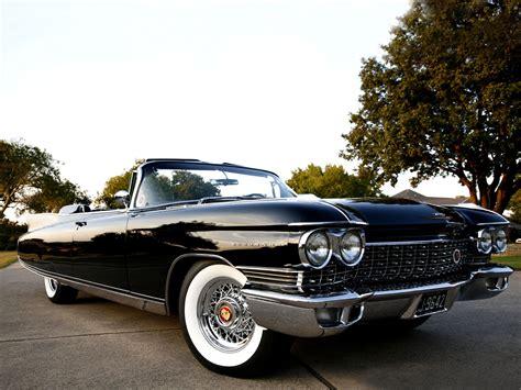 1960 Cadillac Eldorado Biarritz Classic Luxury Convertible