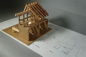'Retrofit' Structural Study Model by Paul Thornber