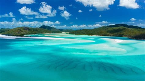 Whitehaven Beach Top White Sand Beach In Australia
