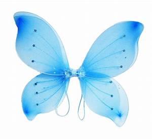 Butterfly Wings Side View Blue   www.imgkid.com - The ...