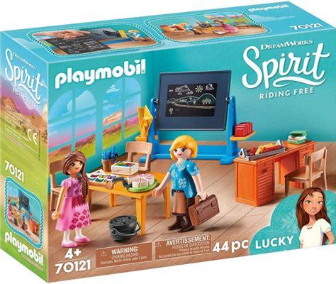 70121 PLAYMOBIL® Spirit Klase, no 4+ 70121 | Spirit ...