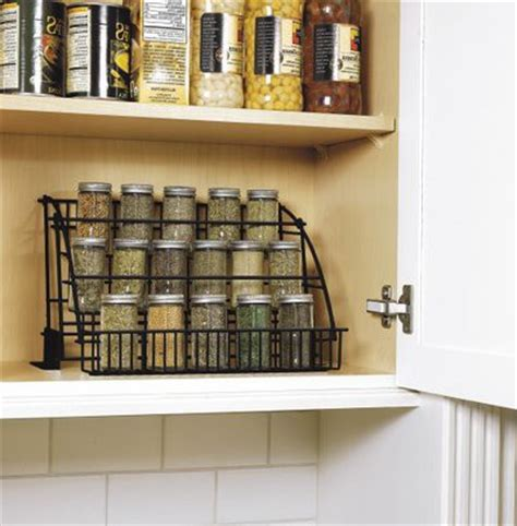 Rubbermaid Cupboard by Rubbermaid Pull Cabinet Spice Rack For 27 Shipped
