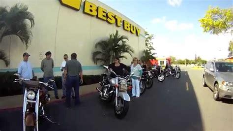 Harley Davidson Puerto Rico Gopro Motorcycle Ride