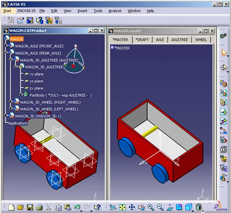 converting catia version  models  catia version