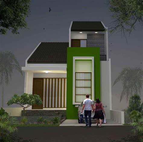 desain rumah tipe  minimalis  lantai modern  keren