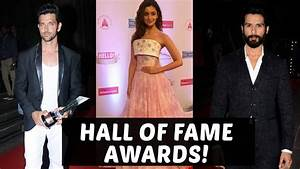 Shahid, Hrithik, Alia Along With Other Bollywood Stars ...