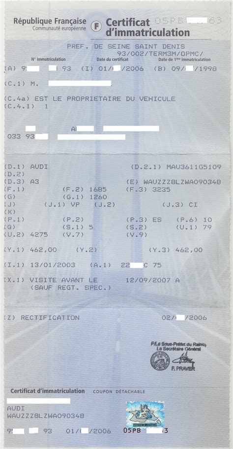 démarches de carte grise en préfecture retrouvez votre carte grise