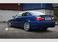 PRIORDESIGN AerodynamicKit for BMW 3Series E46 Coupe
