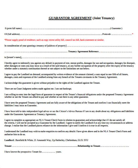 basic agreement templates word  pages