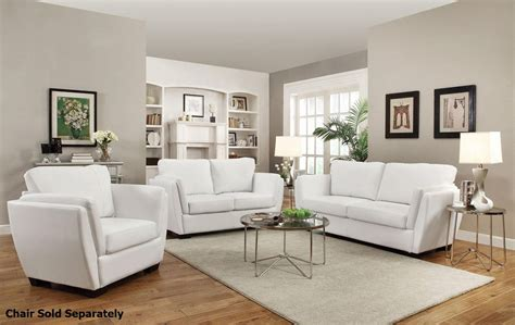 Sofa And Loveseat Set 600 by Lois White Leather Sofa And Loveseat Set A Sofa