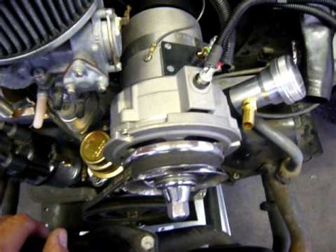 Alternator Conversion Wiring Guide Youtube