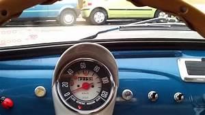Prova Su Strada Fiat 500 F