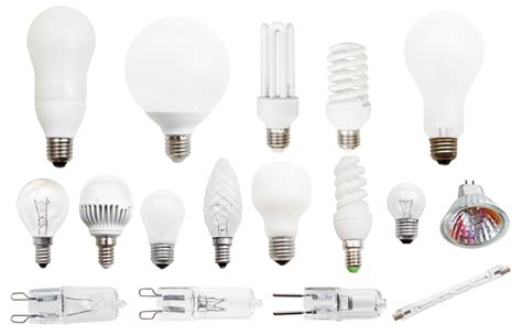 different types of lightbulbs for indoor outdoor