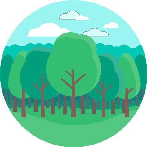 basic icon trees free nature icons
