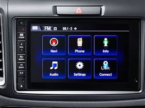 2015 Honda Crv  Interior Features  Official Site