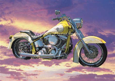 Motorcycle Art (also Helicopter)