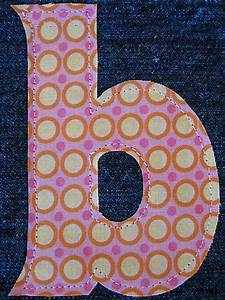Free applique letter templates a z sewing n quilts n for Fabric letter templates