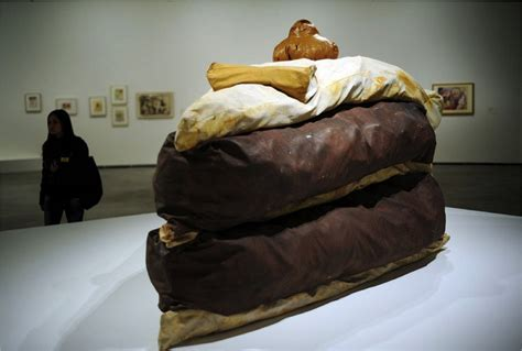 claes oldenburg floor cake how scale in influences the viewing experience widewalls