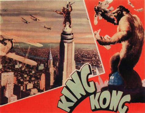 Pin by Blacknick Sculpture on King Kong (1933 ) Film