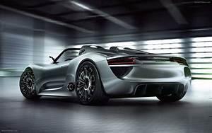 Porsche 918 Spyder Concept 2011 Widescreen Exotic Car ...