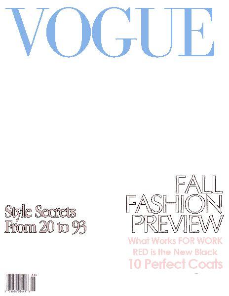 magazine cover template  commercewordpress