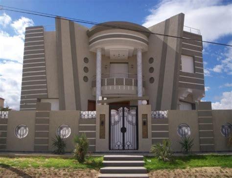 Peinture Chambre à Coucher - déco facade maison tunisie