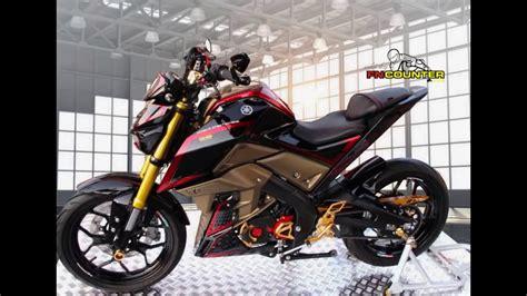 Modifikasi Motor Byzon by Contoh Modifikasi Yamaha Xabre Bos