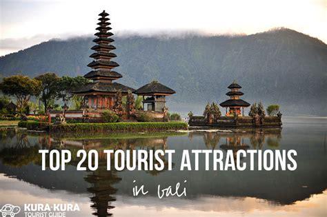 Top 20 Tourist Attractions In Bali  Bali Kurakura Guide