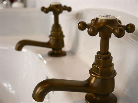Brass Sink Taps Bathroom by Weathered Brass Brushed Brass Antique Brass Basin Taps