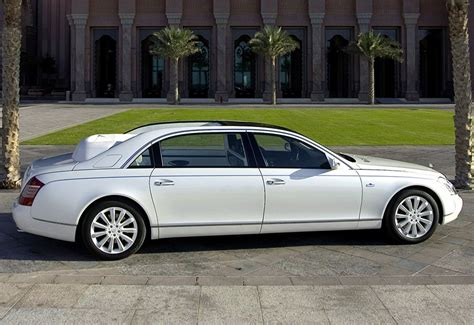 maybach  landaulet specifications photo price