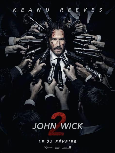 john wick  film gratuit en  vf posters de