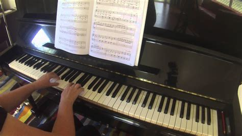 Hello My Baby Funtime Piano Favorites Level 3a 3b Faber