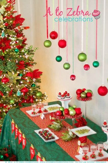 christmasholiday party ideas christmas pinterest