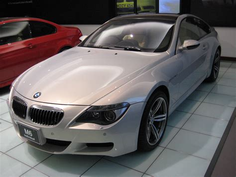 2005 Bmw M6 E63 Pictures Information And Specs Auto