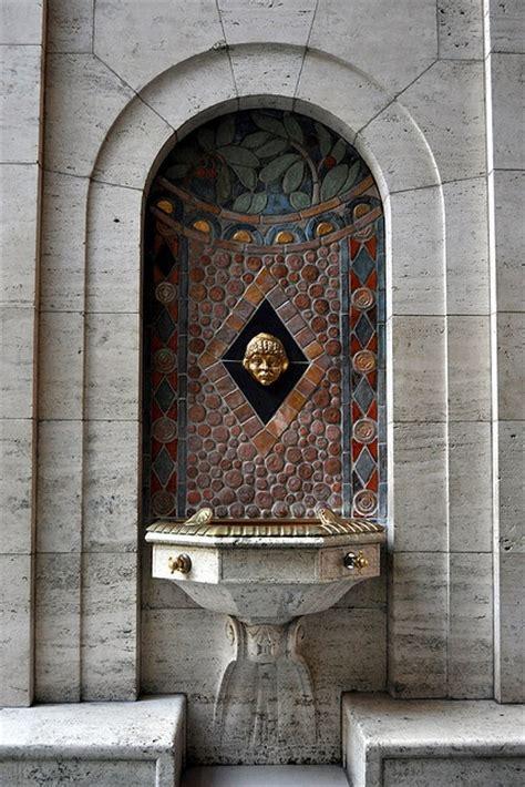 pewabic tile in detroit pewabic pottery in the vestibule between