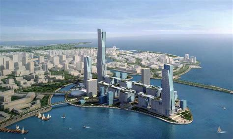 king abdullah economic city saudi arabia  architect