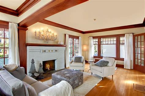 wood trim this is what i want my living room to look like