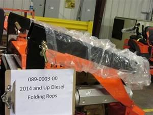 Engine Oil Light On Bad Boy Mower Parts 2014 Diesel 2x3 Folding Rops