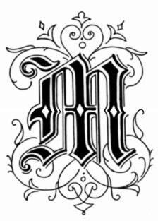 ave maria victorian lettering sacred geometry art lettering fonts