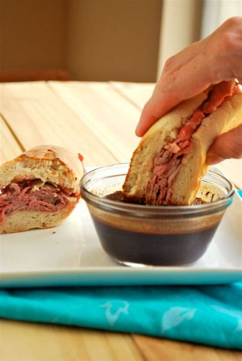 au jus recipe au jus french dip and au jus recipe on pinterest