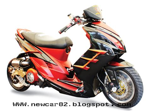 Yamaha Mio Z Picture by Picture Modification Yamaha Mio Soul The New Autocar