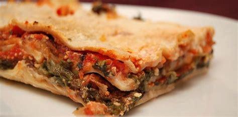 cuisinez corse lasagnes au brocciu corse